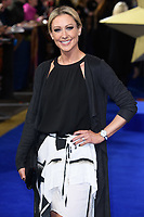"Faye Touzer<br /> arriving for the ""Captain Marvel"" European premiere at the Curzon Mayfair, London<br /> <br /> ©Ash Knotek  D3484  27/02/2019"