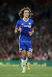 Chelsea's David Luiz in action during the Premier League match at the Emirates Stadium, London. Picture date September 24th, 2016 Pic David Klein/Sportimage