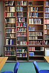 Israel, Jerusalem, the library at the Pontifical Biblical Institute