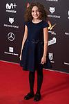 Laia Artigas attends red carpet of Feroz Awards 2018 at Magarinos Complex in Madrid, Spain. January 22, 2018. (ALTERPHOTOS/Borja B.Hojas)