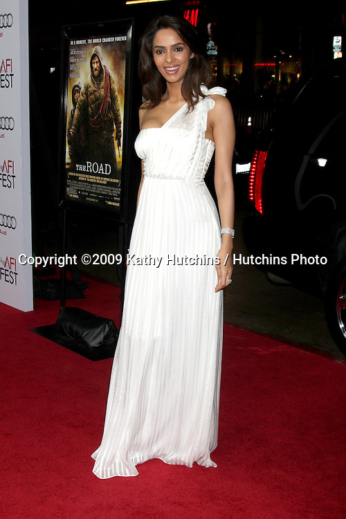 "Mallika Sherawat.arriving at  ""The Road"" Gala Screening at AFI Fest.Grauman's Chinese Theater.Hollywood,  CA.November 4, 2009.©2009 Kathy Hutchins / Hutchins Photo."