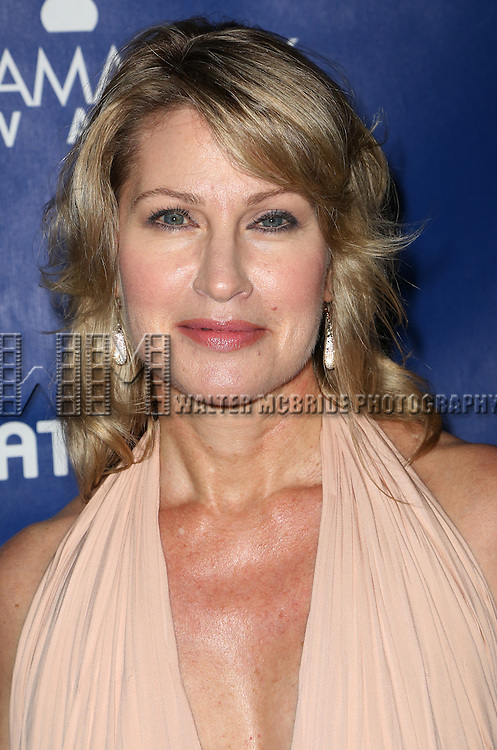 Luba Mason attends the 2015 Drama Desk Awards at Town Hall on May 31, 2015 in New York City.