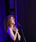 Bernadette Peters performs at the 2017 Sondheim Award Gala at the Italian Embassy on March 20, 2017 in Washington, D.C..