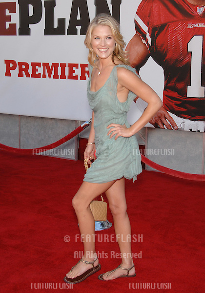 "Ali Larter at the world premiere of ""The Game Plan"" at the El Capitan Theatre, Hollywood..September 23, 2007  Los Angeles, CA.Picture: Paul Smith / Featureflash"