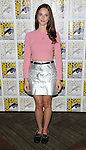 Keya Scodelario arriving at the The Maze Runner at Comic-Con 2014  at the Hilton Bayfront Hotel in San Diego, Ca. July 25, 2014.