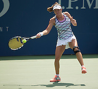 Alexandra Dulgheru<br /> Tennis - US Open  - Grand Slam -  Flushing Meadows  2013 -  New York - USA - United States of America - Tuesday 27th August 2013. <br /> &copy; AMN Images, 8 Cedar Court, Somerset Road, London, SW19 5HU<br /> Tel - +44 7843383012<br /> mfrey@advantagemedianet.com<br /> www.amnimages.photoshelter.com<br /> www.advantagemedianet.com<br /> www.tennishead.net