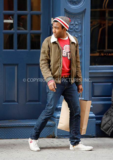 WWW.ACEPIXS.COM . . . . .  ....October 31 2011, New York City....Actor Donald Glover seen walking around Soho on October 31 2011 in  New York City....Please byline: CURTIS MEANS - ACE PICTURES.... *** ***..Ace Pictures, Inc:  ..Philip Vaughan (212) 243-8787 or (646) 679 0430..e-mail: info@acepixs.com..web: http://www.acepixs.com