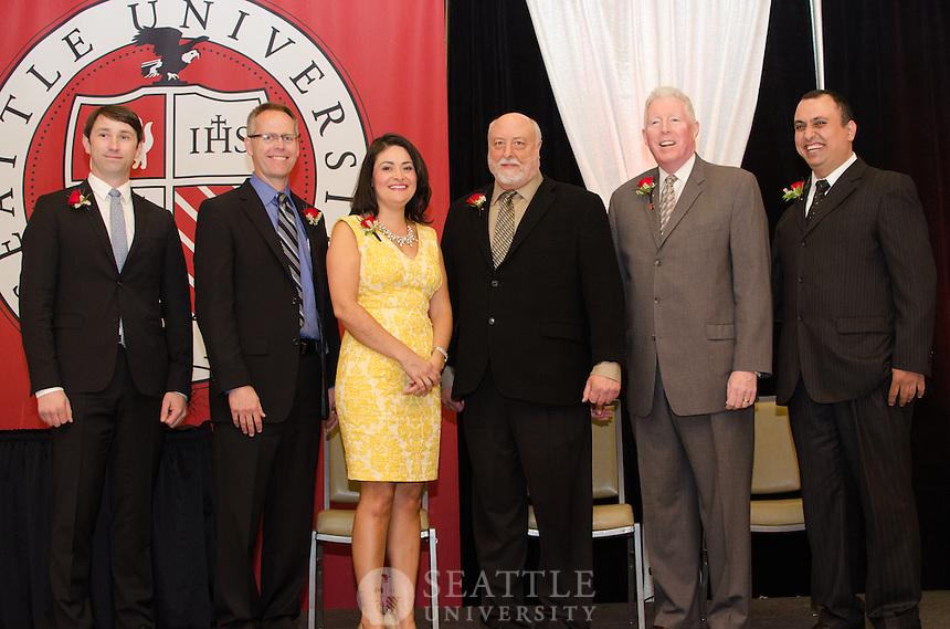 28th Annual Alumni Award Ceremony - <br /> 04/22/14