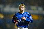 Chris Burke, Rangers