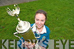 REPRESENTING IRELAND: Hayley Moore from Kilfenora has won the All Ireland Lions Club competition and will go on to represent the 122 Lions Cluns of Ireland and Britain in Birmingham this February.   Copyright Kerry's Eye 2008