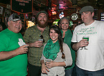 The Powell family on St. Patrick's Day in Reno on Friday, March 17, 2017.