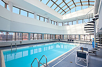 Indoor Swimming Pool at 240 East 47th Street