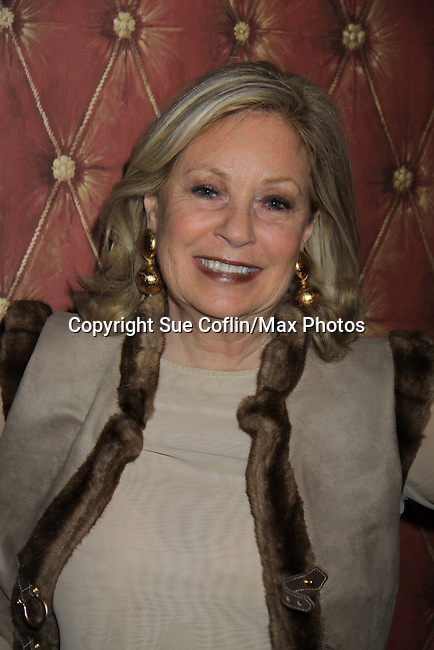 "Tina Sloan ""Lillian Raines Cooper"" - Guiding Light 75th Anniversary Brunch to benefit The American Cancer Society on October 7, 2012 at Bowlmor Lanes Times Square, New York City, New York.  (Photo by Sue Coflin/Max Photos)"