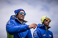 ANDREA IANNONE - ITALIAN - TEAM SUZUKI ECSTAR - SUZUKI<br /> ALEX RINS - SPANISH - TEAM SUZUKI ECSTAR - SUZUKI<br /> Phillip Island ( Melbourne ) 28-10-2018 <br /> Moto Gp Australia <br /> Foto Vincent Guignet / Panoramic / Insidefoto