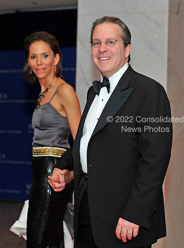 National Economic Council Director Gene Sperling arrives for the 2013 White House Correspondents Association Annual Dinner at the Washington Hilton Hotel on SAturday, April 27, 2013..Credit: Ron Sachs / CNP.(RESTRICTION: NO New York or New Jersey Newspapers or newspapers within a 75 mile radius of New York City)