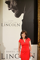 Sally Field attend 'Lincoln' photocall at Casa de America in Madrid, Spain. January 16, 2013. (ALTERPHOTOS/Caro Marin) /NortePhoto