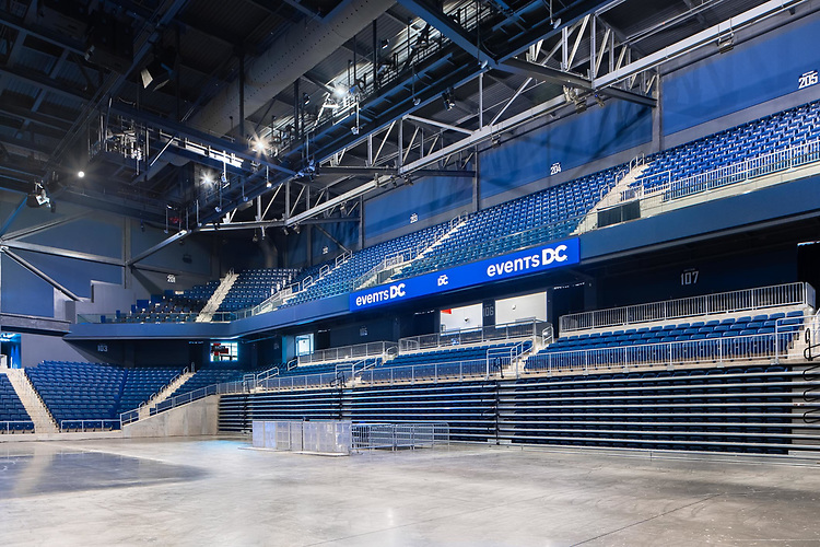 D.C. Entertainment and Sports Arena | Rossetti