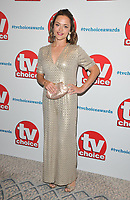 Zo&euml; Tapper at the TV Choice Awards 2018, The Dorchester Hotel, Park Lane, London, England, UK, on Monday 10 September 2018.<br /> CAP/CAN<br /> &copy;CAN/Capital Pictures