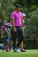 Brooks Koepka (USA) heads down 2 during round 4 of The Players Championship, TPC Sawgrass, at Ponte Vedra, Florida, USA. 5/13/2018.<br /> Picture: Golffile | Ken Murray<br /> <br /> <br /> All photo usage must carry mandatory copyright credit (&copy; Golffile | Ken Murray)