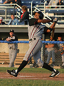 June 27, 2003:  Michael Cockrell of the Williamsport Crosscutters during a game at Dwyer Stadium in Batavia, New York.  Photo by:  Mike Janes/Four Seam Images