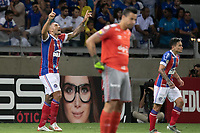 Belo Horizonte (MG), 03/11/2019 - Cruzeiro-Bahia - Partida entre Cruzeiro e Bahia, válida pela 30a rodada do Campeonato Brasileiro no Estadio Mineirão em Belo Horizonte neste domingo (03)