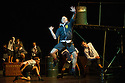 London, UK. 07.10.2014. New Adventures and RE:Bourne's LORD OF THE FLIES opens at Sadler's Wells. Picture shows: Danny Reubens (Jack). Photograph © Jane Hobson.