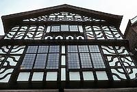 """Chester: """"Tudor House"""", 1503 (Reign of Henry VII). Lower Bridge St."""