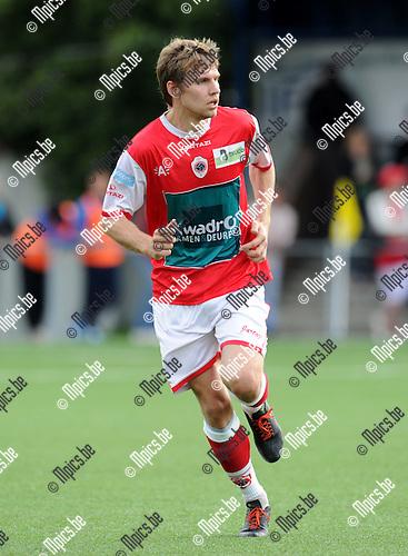 2012-07-12 / Voetbal / seizoen 2012-2013 / R. Antwerp FC / Artjom Dmitrijev..Foto: Mpics.be