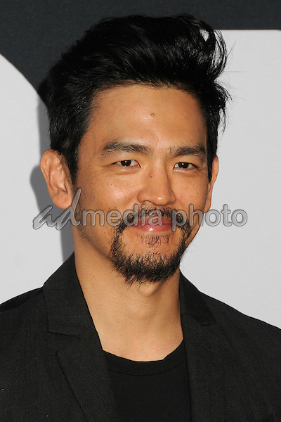 "8 June 2015 - Los Angeles, California - John Cho. LA Film Festival 2015 Premiere of ""Dope"" held at Regal Cinemas L.A. Live. Photo Credit: Byron Purvis/AdMedia"