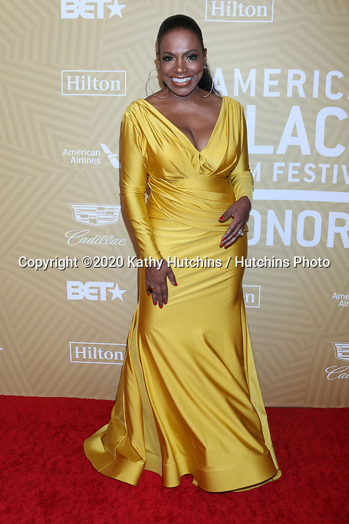 LOS ANGELES - FEB 23:  Sheryl Lee Ralph at the American Black Film Festival Honors Awards at the Beverly Hilton Hotel on February 23, 2020 in Beverly Hills, CA