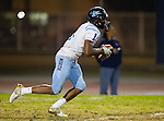 Lawndale, CA 10/14/16 - Malik Welch (North Torrance #1) in action during the North Torrance vs Leuzinger CIF League football game.