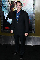 """HOLLYWOOD, LOS ANGELES, CA, USA - MARCH 04: Kurt Johnstad at the Los Angeles Premiere Of Warner Bros. Pictures And Legendary Pictures' """"300: Rise Of An Empire"""" held at TCL Chinese Theatre on March 4, 2014 in Hollywood, Los Angeles, California, United States. (Photo by Xavier Collin/Celebrity Monitor)"""