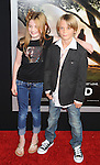 "HOLLYWOOD, CA. - July 26: Morgan Lily and Ryan Ketzner arrive at the ""Flipped"" Los Angeles Premiere at ArcLight Cinemas Cinerama Dome on July 26, 2010 in Hollywood, California."