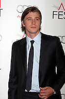 """LOS ANGELES - NOV 3:  Garrett Hedlund arrives at the AFI Film Festival 2012  """"On the Road"""" Gala Screening at Los Angeles on November 3, 2012 in Graumans Chinese Theater, CA"""