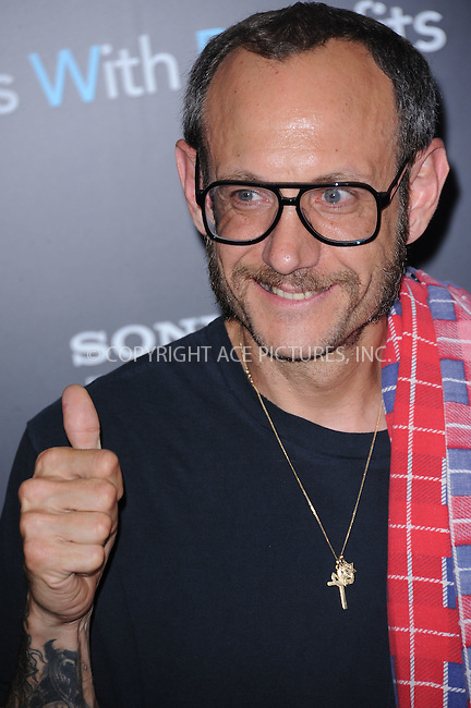 WWW.ACEPIXS.COM . . . . . .July 18, 2011...New York City...Terry Richardson attends the 'Friends with Benefits' premiere at Ziegfeld Theater on July 18, 2011 in New York City.....Please byline: KRISTIN CALLAHAN - ACEPIXS.COM.. . . . . . ..Ace Pictures, Inc: ..tel: (212) 243 8787 or (646) 769 0430..e-mail: info@acepixs.com..web: http://www.acepixs.com .