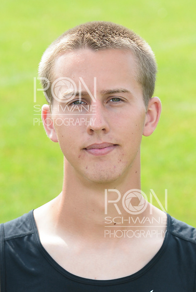 2017 Black River Boys Cross Country - Russell Schultz
