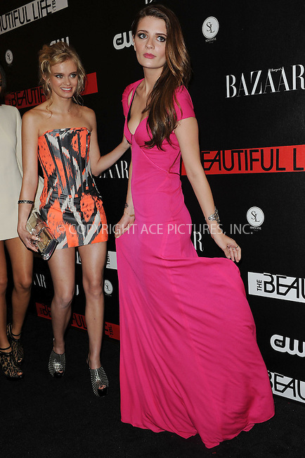 WWW.ACEPIXS.COM . . . . . ....September 12 2009, New York City....Sara Paxton (L) and Mischa Barton at the CW Network party for the new series 'The Beautiful Life: TBL' at the Simyone Lounge on September 12, 2009 in New York City.....Please byline: KRISTIN CALLAHAN - ACEPIXS.COM.. . . . . . ..Ace Pictures, Inc:  ..tel: (212) 243 8787 or (646) 769 0430..e-mail: info@acepixs.com..web: http://www.acepixs.com
