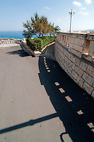 Castro Marina - Salento - Puglia - Via che conduce al porto.