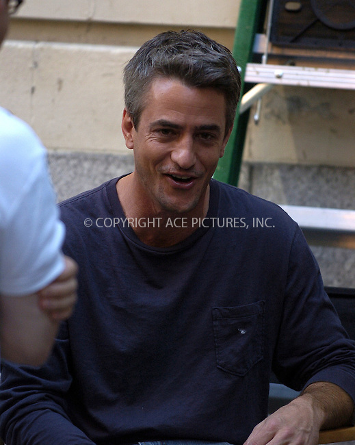WWW.ACEPIXS.COM ** ** ** ....NEW YORK, OCTOBER 4, 2005....Dermot Mulroney on the set of his new movie 'Griffin and Phoenix' shooting in Manhattan.....Please byline: Philip Vaughan -- ACE PICTURES... *** ***  ..Ace Pictures, Inc:  ..Craig Ashby (212) 243-8787..e-mail: picturedesk@acepixs.com..web: http://www.acepixs.com