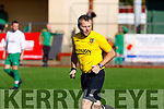 Ray Matthews (League of Ireland Referee) at Mounthawk Park soccer pitch, Tralee