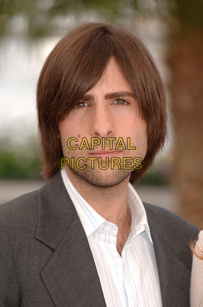"JASON SCHWARTZMAN.""Marie Antoinette"" photocall.59th International Cannes Film Festival, France.24th May 2006.Ref: PL.headshot portrait .www.capitalpictures.com.sales@capitalpictures.com.©Phil Loftus/Capital Pictures."