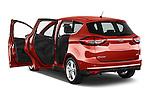Car images of 2015 Ford C Max Titanium 5 Door Mini Mpv Doors