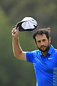 Alexander Levy (FRA) during the final round of the Troph&eacute;e Hassan II played at Royal Golf Dar Es Salam, Rabat, Morocco<br />  22/04/2018.<br /> Picture: Golffile | Phil Inglis<br /> <br /> <br /> All photo usage must carry mandatory copyright credit (&copy; Golffile | Phil Inglis)