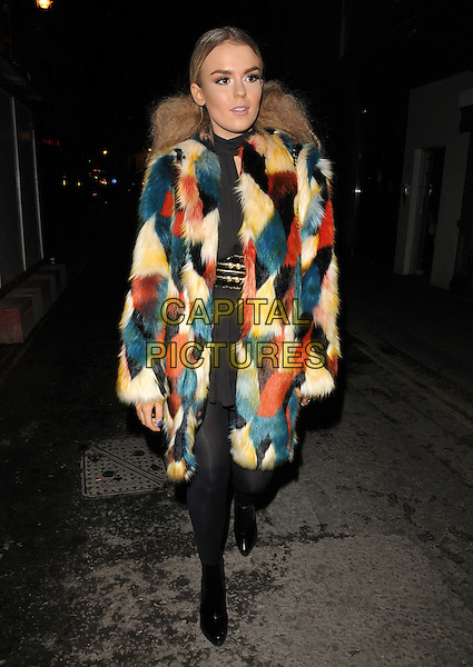 Tallia Storm attends the Lilah Parsons debut capsule collection for Yumi launch party, 15 Bateman Street, Bateman Street, London, UK, on Tuesday 01 December 2015.<br /> CAP/CAN<br /> &copy;Can Nguyen/Capital Pictures