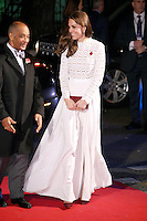 Kate, Duchess of Cambridge<br /> at the Premiere of &quot;A Street Cat Named Bob&quot;, Curzon Mayfair, London.<br /> <br /> <br /> &copy;Ash Knotek  D3194  03/11/2016