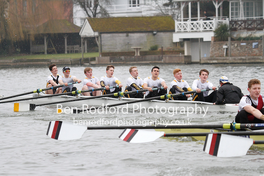 Crew: 19 - Oratory Sch  - IM3.8+ <br /> <br /> Henley Fours &amp; Eights Head 2017<br /> <br /> To purchase this photo, or to see pricing information for Prints and Downloads, click the blue 'Add to Cart' button at the top-right of the page.