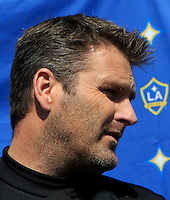 Carson, CA - February 24, 2017: New LA Galaxy manager Curt Onalfo.