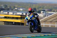 #76 COTTARD MOTOSPORT (FRA) SUZUKI GSXR 1000 SUPERSTOCK AUBRY JEAN EDOUARD (FRA) LEVRIER QUENTIN (FRA) GOETSCHY JONATHAN (FRA)