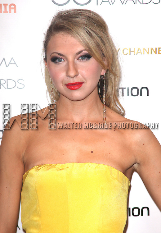 Nina Arianda.attending the 56th Annual Drama Desk Awards Arrivals at Hammerstein Ballroom in New York City.