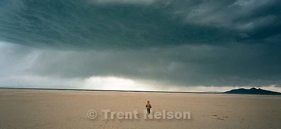 Noah Nelson at the Salt Lake<br />